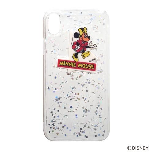 DISNEY / GLITTER iPhone CASE XR YY-D060 MN
