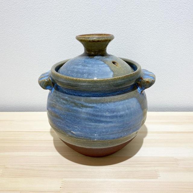 新庄東山焼|炊飯用土鍋