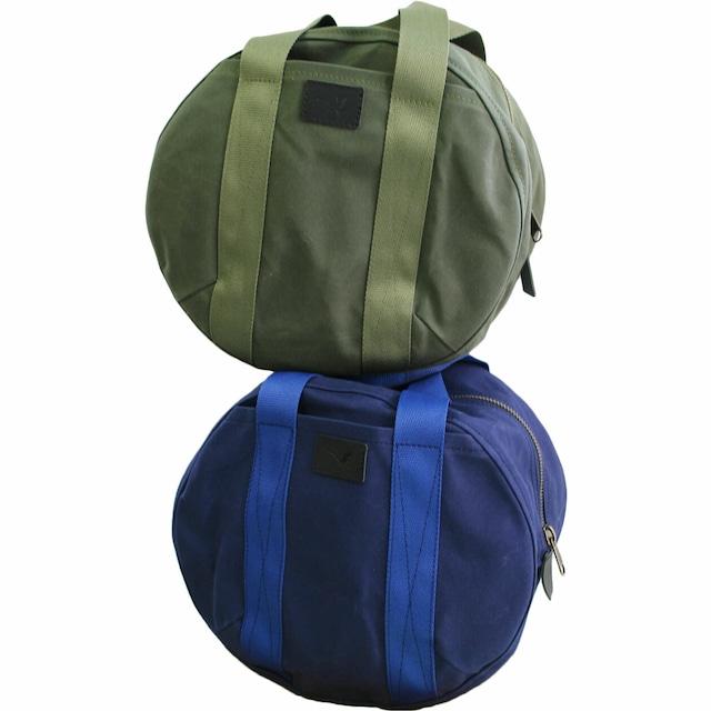 FUJITO フジト WF1-A111  HELMET BAG ヘルメットバッグ 丸型帆布BAG