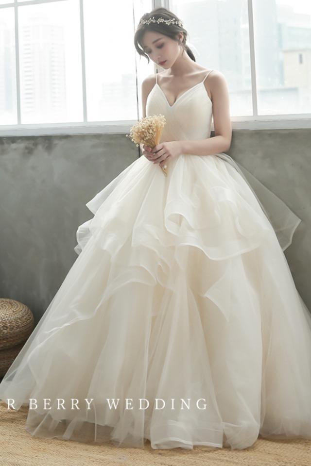 ウェディング ドレス 披露宴 花嫁 挙式 結婚式 2次会 フォトウェディング  2次会 愛知 名古屋 K5289