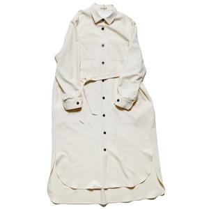 Coat Dress/IVORY