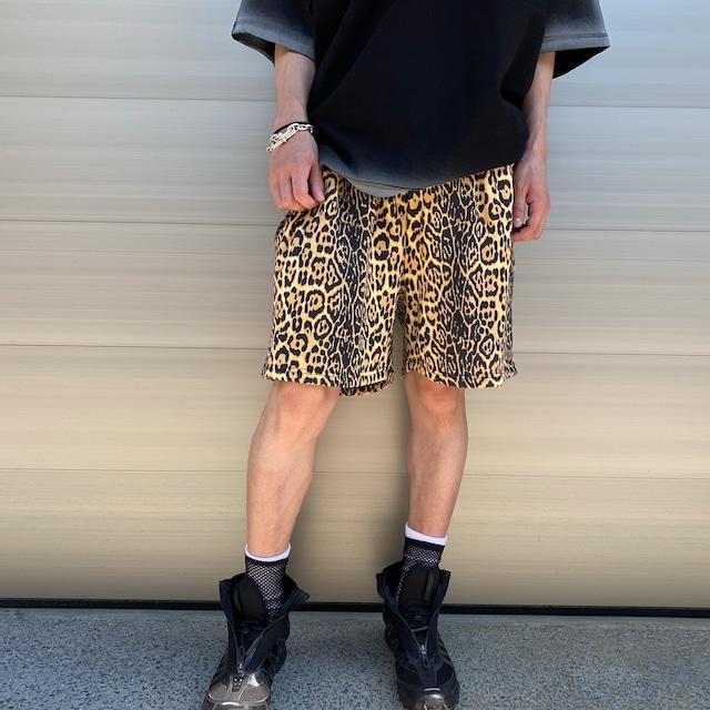 【MENS - 1 size】LEOPARD SHORTS / LEOPARD