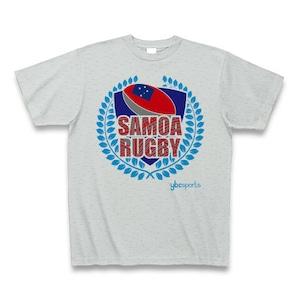 【YBC】Samoa Rugby Supporter T-shirt【Free Shipping】