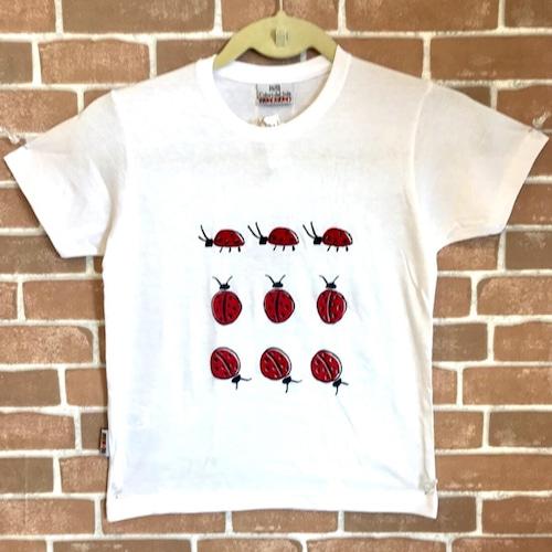 Item115 イタリア シチリア島から来た ファミリーでお揃いのTシャツ porta fortuna キッズ用