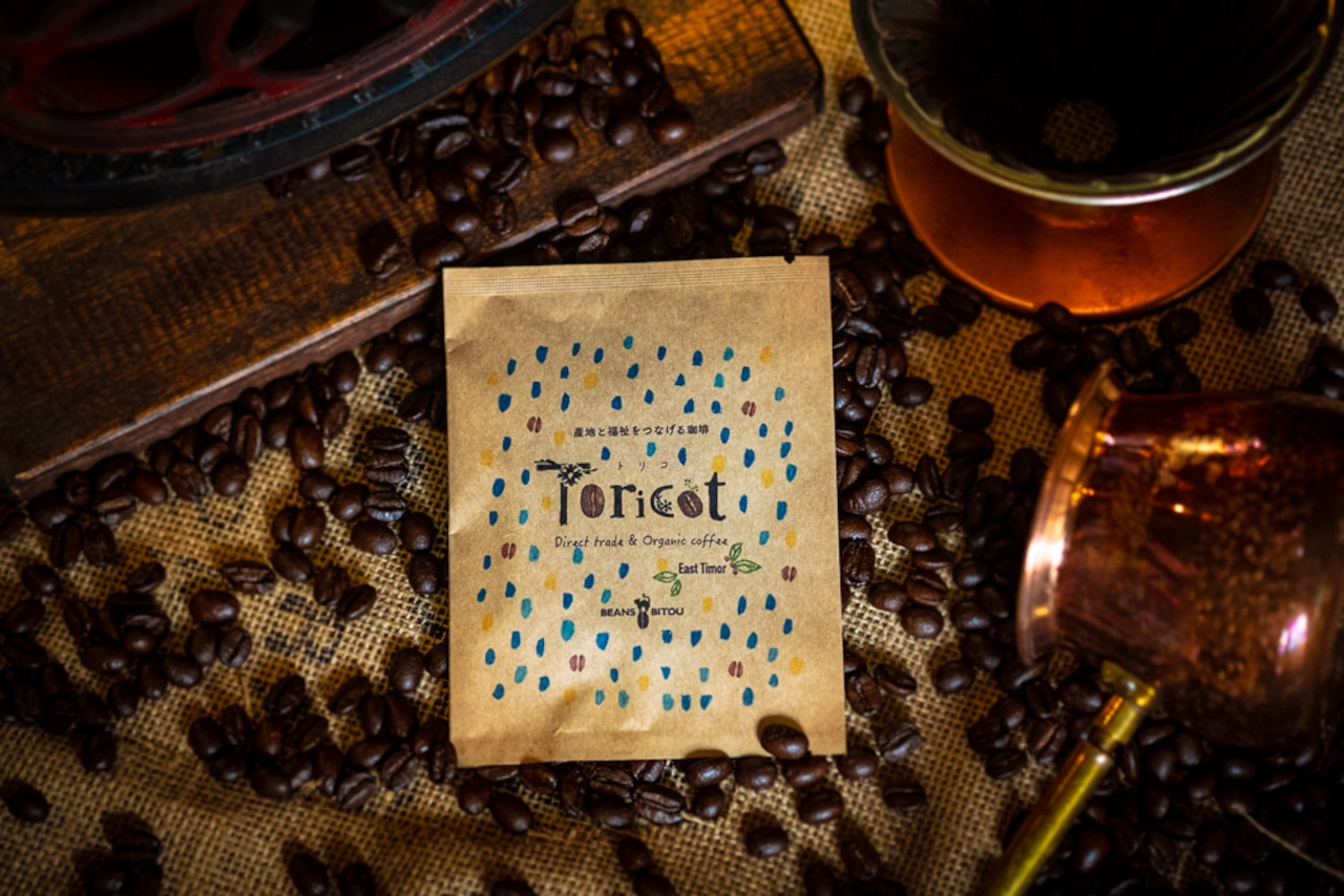 トリココーヒー 東ティモール ドリップパック