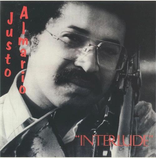 【ラスト1/LP】Justo Almario - Interlude