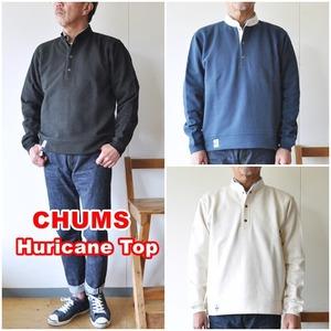 CHUMS チャムス ハリケーントップ スウェット ch00-1297 メンズスウェット
