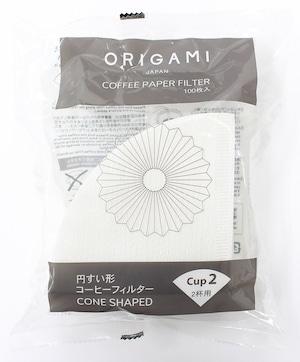 《2CUP用》ORIGAMI ペーパーフィルター
