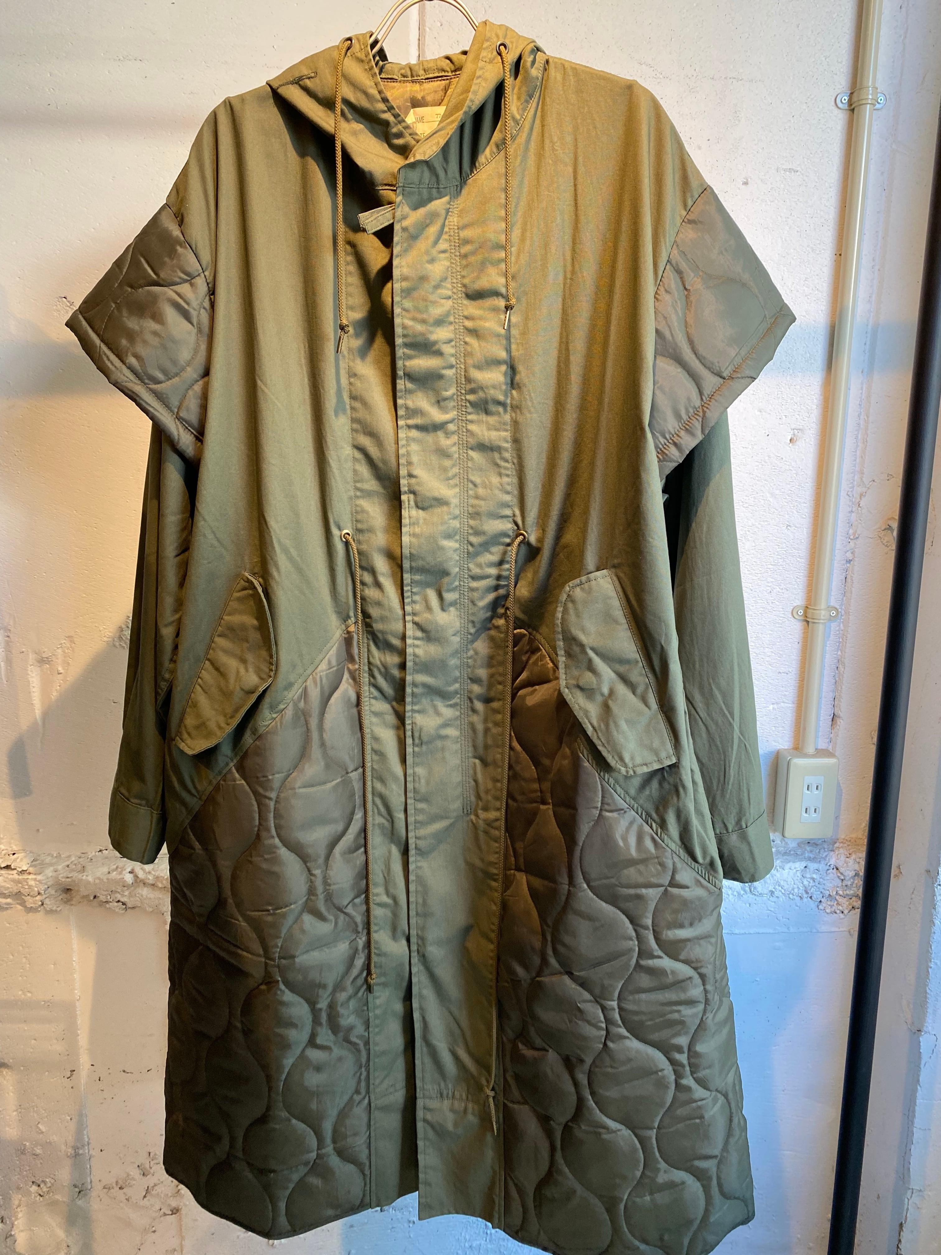 77circa circa make cutback military coat