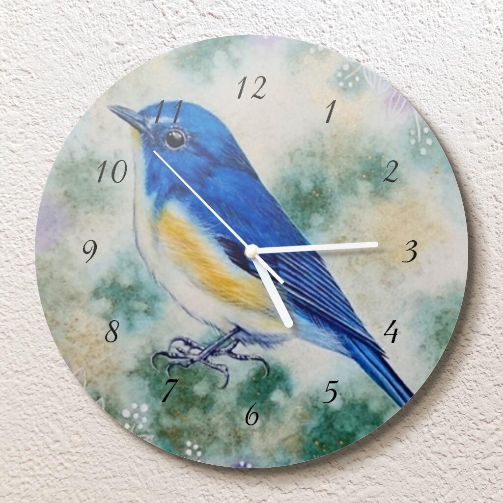 明日への祈り壁掛け時計(L)