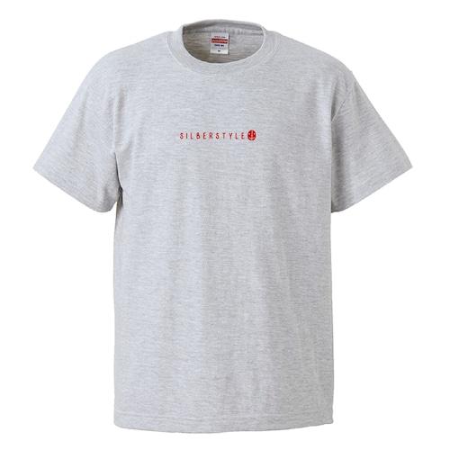 刺繍Tシャツ【ASH】