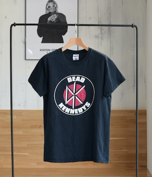 USED BAND T-shirt -DEAD KENNEDYS-