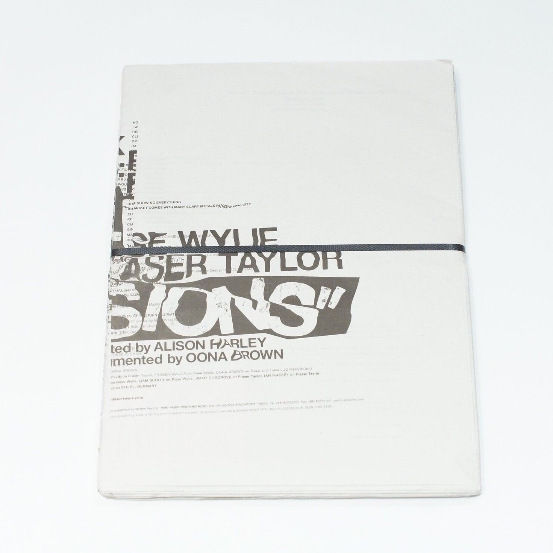 BOOK / Werk Magazine No.24: Collisions