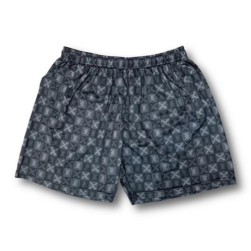 【YBC】TAPA Training Shorts Gray