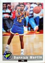 UCLAカード 92-93CLASSIC Darrick Martin #77
