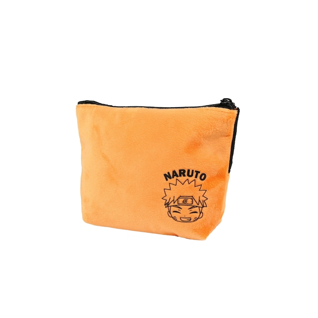 NARUTO ポーチ(オレンジ・ナルト) 【ニジゲンノモリ限定商品】