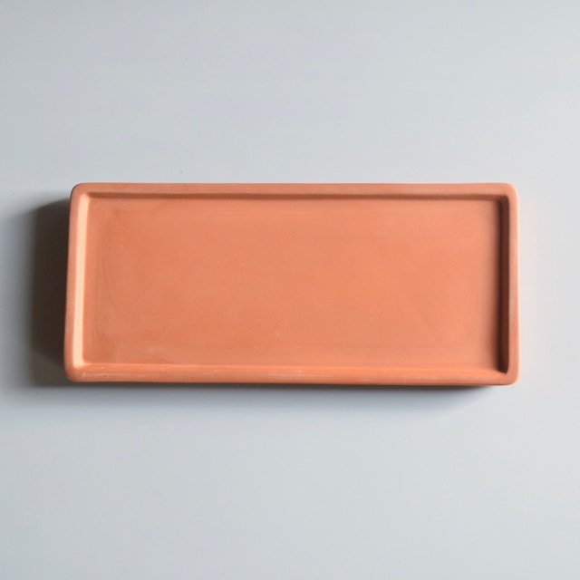 TERRACOTTA SAUCER FOR 2 テラコッタ ソーサー for 2