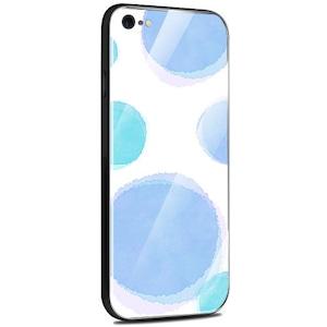 iPhone XS ケース カバー 背面強化ガラスケース  背面ガラスフィルム シリコンハイブリッドケース 対応 sim free 対応
