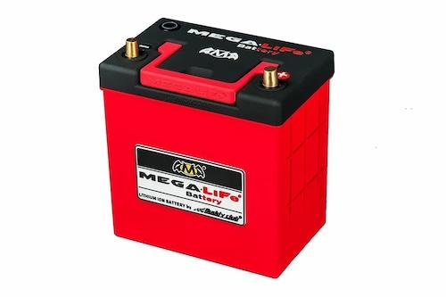 MEGA Life Battery 自動車用バッテリー-ディーゼル用(デミオ/MAZDA2)