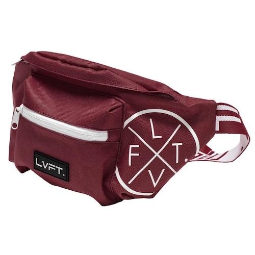 LIVE FIT LVFT Waist Packs- Berry