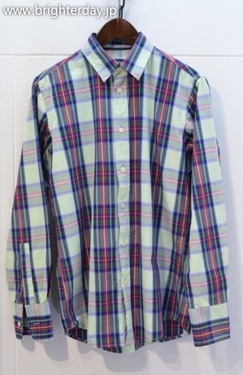 VINTAGE 55 チェックシャツ