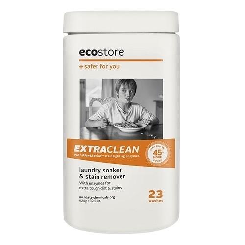 【ecostore】エクストラクリーン ソーク&ウォッシュパウダー 920g