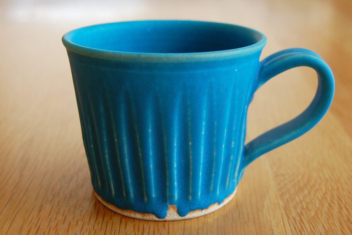 マグカップ トルコ釉