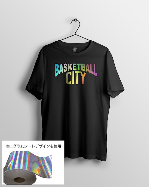 [Tシャツ]バスケットボール・シティ