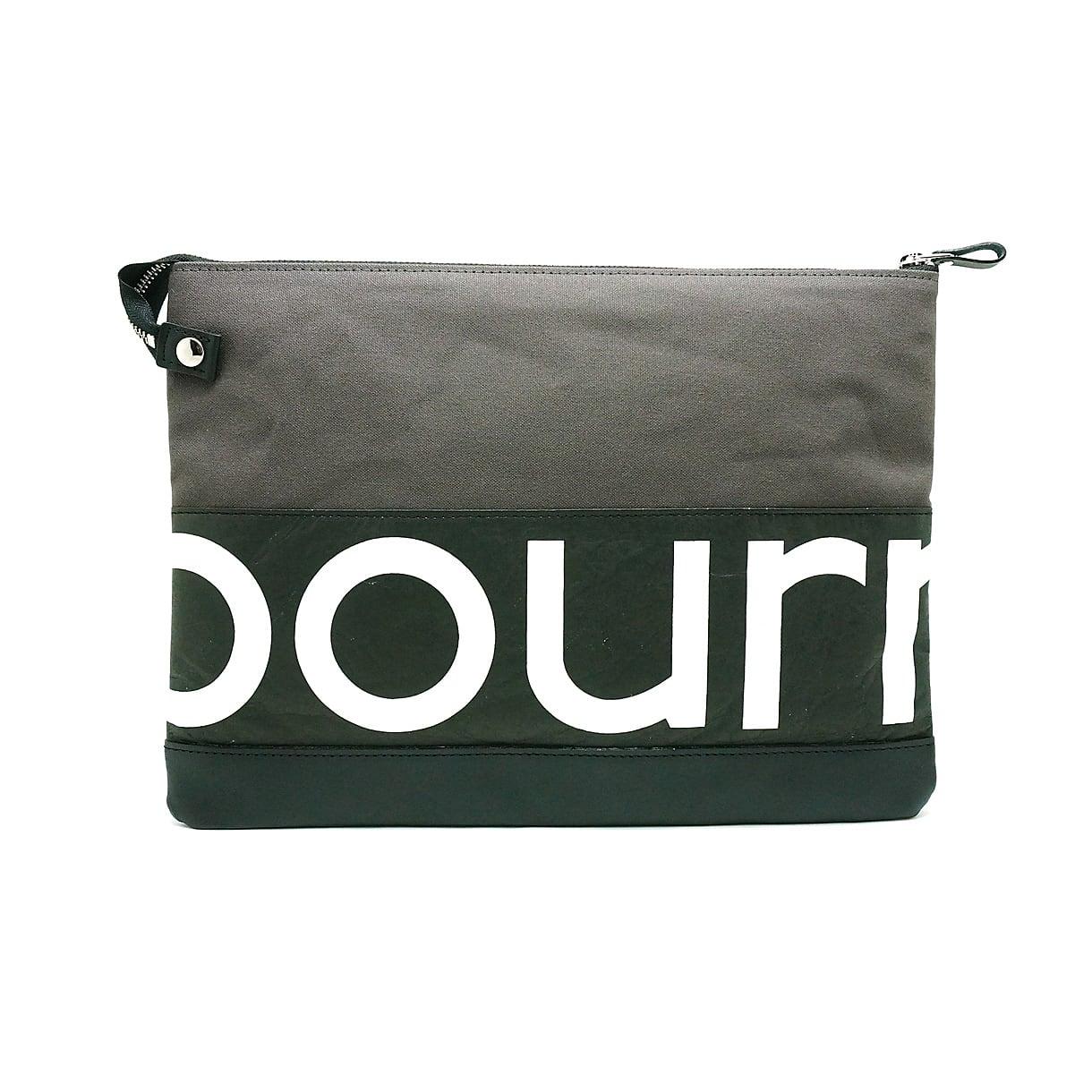 Clutch Bag / Smoke  CLS-0001