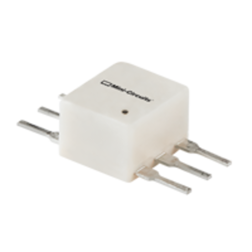 T8-1T+, Mini-Circuits(ミニサーキット)    RFトランス(変成器), 0.3 - 140 MHz, Ω Ratio:8