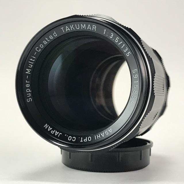 PENTAX SMC Takumar 135mm F3.5