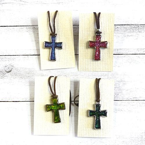 【quatre feuilles】十字架ネックレス/ネックレス