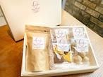 【詰め合わせA】季節のクッキー&コーヒー豆セット/ Gift Box-A Cookies & Coffee