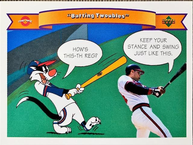 MLBカード 92UPPERDECK Looney Tunes #74