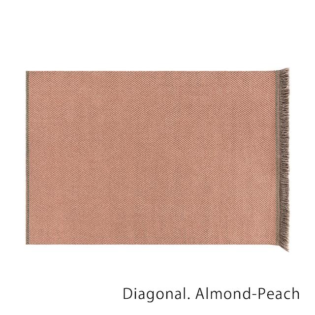 Garden Layers ラグ Diagonal 1800×2400mm[GAN]