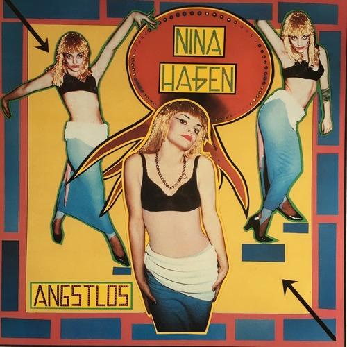 【LP・蘭盤】Nina Hagen / Angstlos