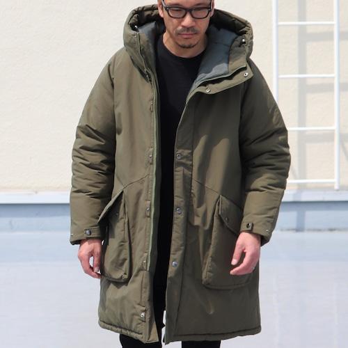 【予約商品】Teflon 60/40 Cloth Padding M90 Mods Coat Olive