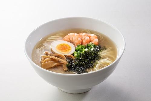 有明海産のり塩ラーメン × 4食