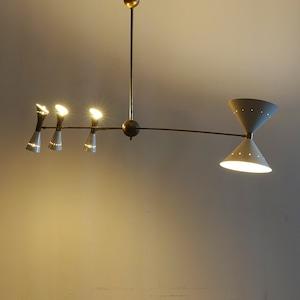 #01-06  Vintage Stilnovo light