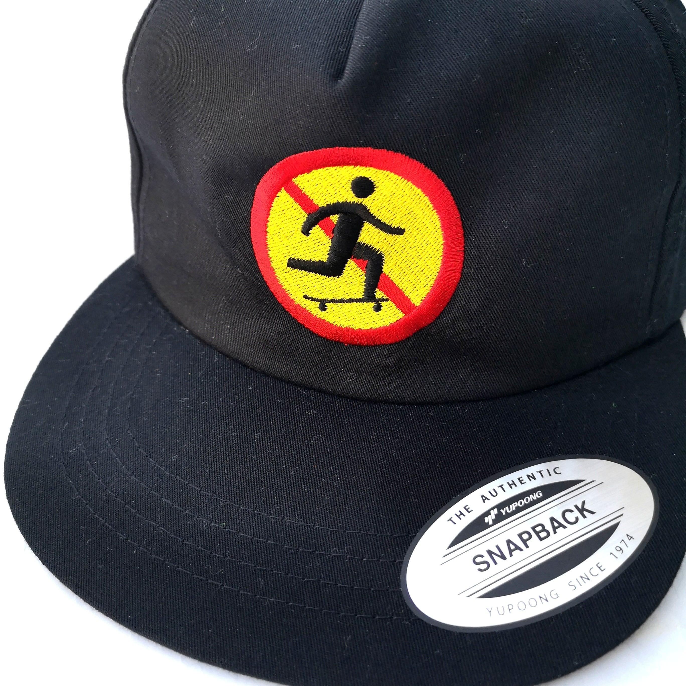 "* ""BAN"" SNAP BACK CAP"