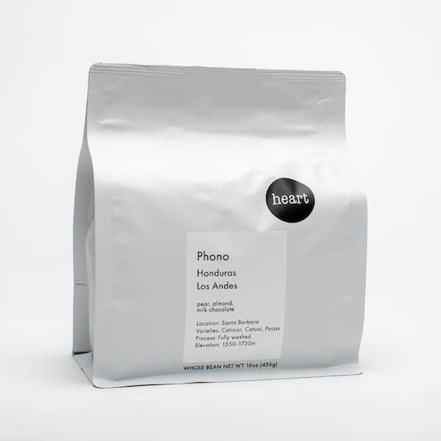 HEART ロースターズ - PHONO コーヒー豆 226g