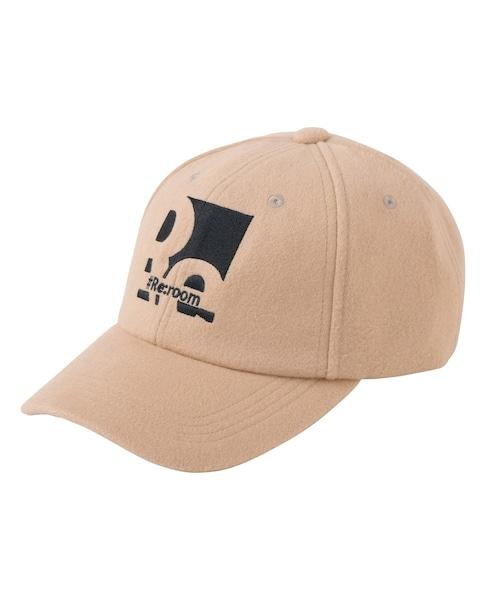 BOX ICON WOOL CAP[REH112]