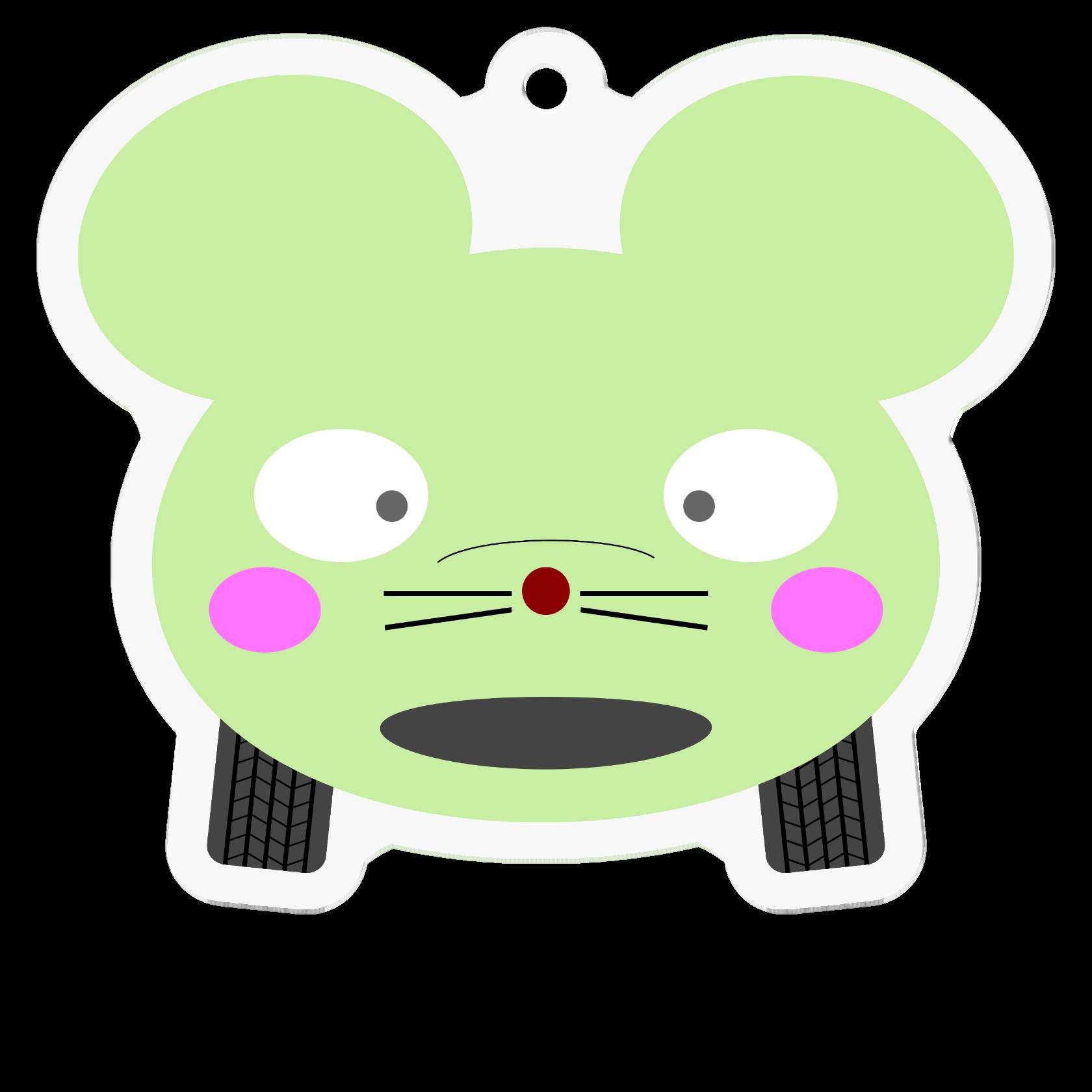 Cinque colori topolino(ヴェルデ)