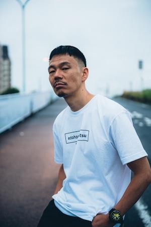 江戸蜂蜜オリジナルTシャツ(ホワイト)