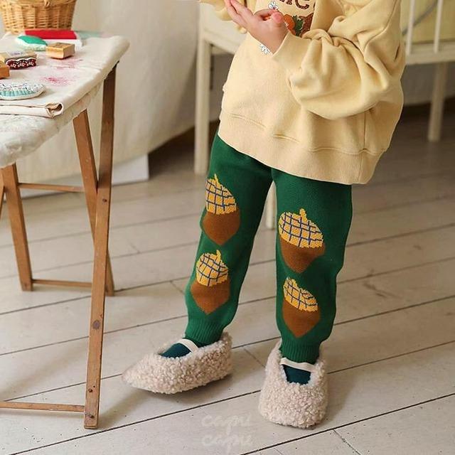 «先行予約割引»«Mardi Amber» Bailey Knit Pants ベイリーニットパンツ