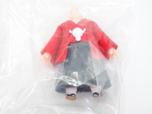 再入荷 ねんどろいどもあ きせかえ成人式:袴 体パーツ 赤色