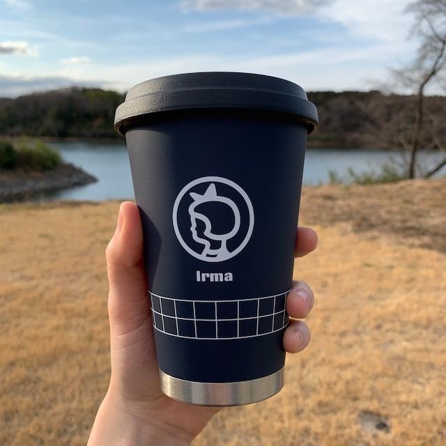 Irmaとthermo mugのコラボレーション企画第一弾