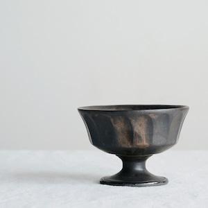 鈴木進 金彩釉コンポート NO.19(A)