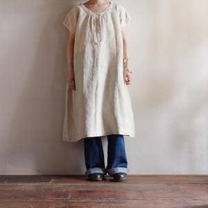Vintage Linen Dress #3 / ヴィンテージ リネン ドレス