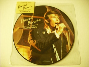 """【7"""" PICTURE DISC】DAVID BOWIE / BOYS KEEP SWINGING"""